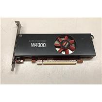 AMD FirePro W4300 4GB 128-bit GDDR5 PCI-E x16 102C9350100