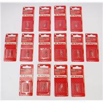 New Lot of 14 Maglite LR00001 MagCharger 6V Halogen Bulbs