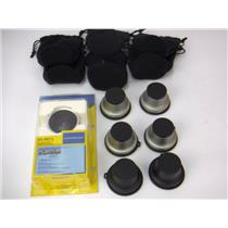 Lot of 7 Sony VCL-0637 S VCL-0637H 37mm Conversion Wide Angle Lens - WORKING