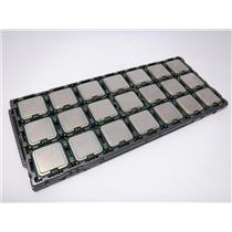 Lot of 21 Intel Pentium Duel-Core E5300 SLGTL 2.6GHz CPU Processors LGA 775