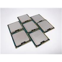 Lot of 7 Intel Xeon E5640 LGA1366 CPU Server Processor SLBVC 2.66GHz Tested
