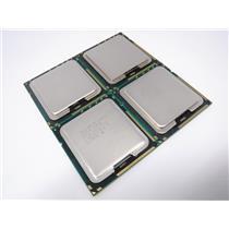 Lot of 4 Intel Xeon X5660 Six-Core Socket 1366 CPU Server Processor SLBV6 @2.80