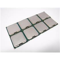 Lot of 8  Intel Core 2 Duo E8600 Dual-Core CPU Processor SLB9L 3.33GHz LGA775