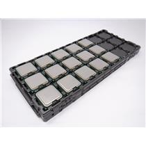 Lot of 36 Intel Core 2 Duo E8500 Socket 775 (LGA775) CPU Processor SLB9K 3.16GHz