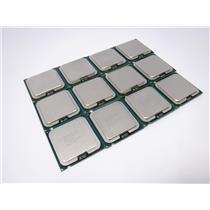 Lot of 12 Intel Core 2 Duo E7500 LGA775 CPU Processor SLGTE 2.93GHz Tested