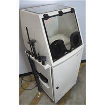 Z-Corporation ZD5 Powder Recycling Station W/ Vacuum / Compressor & Attachments