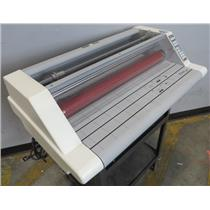 """GBC Ultima 65 27"""" Hot Roll Table Top Laminator Machine - TESTED & WORKING"""