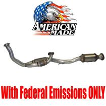 Y Pipe Catalytic Converter for Lexus ES300 WITH FEDERAL EMISSIONS 95-96