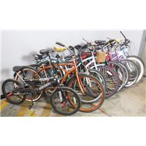 *** PICKUP ONLY *** Lot of 10 Bicycles Huffy Roadmaster Hyper Magna Schwinn