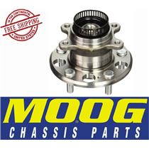 MOOG 512340 Rear Wheel Bearing Hub Assembly 2007-09 Elantra 5 Lugs W/ABS