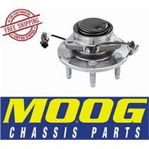 MOOG 515155 HUB AND BEARING ASSEMBLY ARMADA TITAN w/ABS 6 Lugs