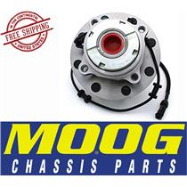 MOOG 515020 Front Wheel Bearing Hub Assembly 2000-02 Ford Excursion 8Lugs W/ABS