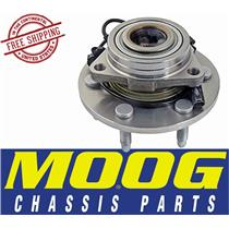 MOOG 515096 HUB AND BEARING ASSEMBLY *