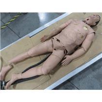 METI Patient Simulator EMT / Nurse / Healthcare Male Training Manikin - UNTESTED