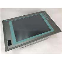 "Siemens 6AV7832-0BA10-1CC0 577B Simatic Panel PC 15"" Touchscreen Operator Panel"