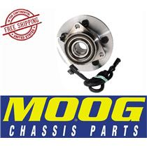 MOOG 515004 HUB AND BEARING ASSEMBLY