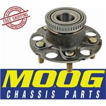 MOOG 512180 REAR HUB AND BEARING ASSEMBLY 1999-04 Odyssey 5 Lug W/ABS