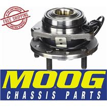 MOOG 513124 HUB AND BEARING ASSEMBLY