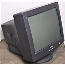 """Dell E773s 17"""" VGA CRT Computer Monitor 1024x768 Resolution"""