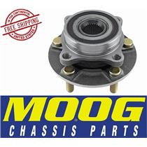 MOOG 513300 Front Wheel Hub Bearing Assembly  2008-2015 Mitsubishi Lancer