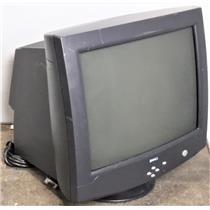 """Dell E771p 17"""" VGA CRT Computer Monitor 1024x768 Resolutionj"""