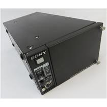 Sony HDCU1500 HD Camera Control Unit W/ AT AVP DTX DRX & EN-A Card Modules