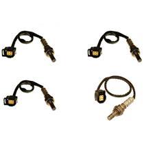 2 Front Pre O2 Sensors and 2 Post O2 Sensors (4) Liberty 02-03 V6 3.7L