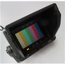 """Sony HDVF-C730W  6"""" Multi-format HD Color LCD Viewfinder W/ Hood & Cable"""