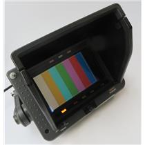 """Sony HDVF-C730W  6"""" Multi-format HD Color LCD Viewfinder - BROKEN PLASTIC CASING"""