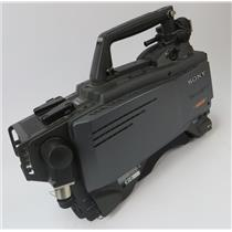 Sony HDC-1500 Multi Format HD Studio / Broadcast Fiber Camera - CAMERA BODY ONLY