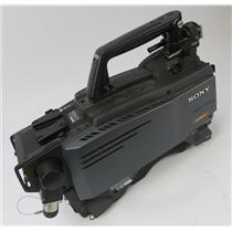 Sony HDC-1500 Multi Format HD Broadcast Fiber Camera -POWES ON - NO VIDEO OUTPUT
