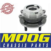 MOOG 513338 FRONT HUB AND BEARING ASSEMBLY 2013-2014 Murano 2012-2017 Quest