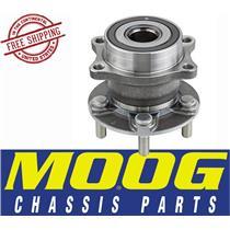 MOOG 512152 Rear Wheel Hub Bearing Assembly Alero Grand Am Malibu 5 Lug W/ABS