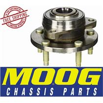 MOOG 513237 HUB AND BEARING ASSEMBLY