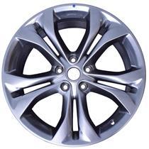 ALY4809 Buick LaCrosse 5 DOUBLE SPOKE Wheel Hyper Grey 26217814
