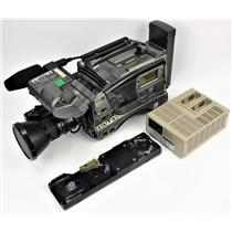 JVC GY-DV500U MiniDV Camcorder And Accessories #2 TESTED AND WORKING