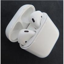 Apple AirPods 2nd Gen A2031 Left & A2032 Right W/ Hey Siri & A1602 Charger