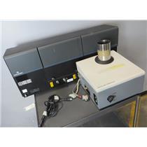 Coulter LS230 Laser Diffraction Particle Size Analyzer & LS Fluid Module