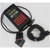 Kent-Moore J-38792 Electronic Vibration Analyzer W/ Analyzer Cartridges & Cable
