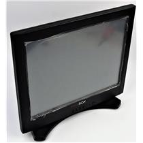 "NEW Firebox Unytouch 15"" Touch U09-T150DR-SB LCD Monitor -No Box or Power Supply"
