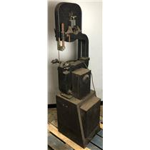 Vertical Bandsaw TESTED AND WORKING