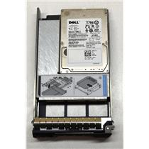 "Dell ST9300603SS 300GB 10K 2.5"" SAS HDD C975M w/ 3.5"" Adapter R-series Tray"