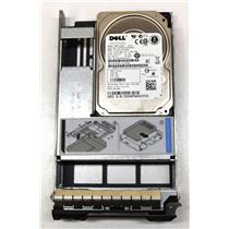 "Dell MBD2300RC 300GB 10K 2.5"" SAS HDD U706K w/ 3.5"" Adapter R-Series Tray"