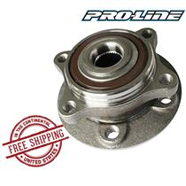 513194 Front Wheel Hub and Bearing Assembly fits Volvo S60, X80, V70, SC70 5 Lug