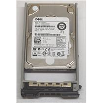 """Dell 5TFDD 600GB 10K SAS 6Gbps 2.5"""" HDD AL13SEB600 w/ R-Series Tray"""