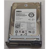 "Dell ST9300605SS 300GB 10K SAS 2.5"" 6Gbps 745GC w/ M-Series Tray"