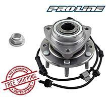 ENVOY EQUINOX SSR TRAILBLAZER FRONT Wheel Hub And Bearing 513188 ABS 6 Lug