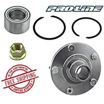 Front Wheel Hub Bearing Assembly 5 Lugs Non-ABS 518516