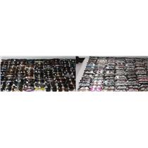 Large Lot Of Fashion Eyeglasses & Sunglasses -Various Brands- 228 Glasses Total