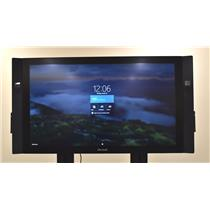 "Microsoft 55"" Surface Hub HP6-00001 Interactive Touchscreen Display w/ Stand"